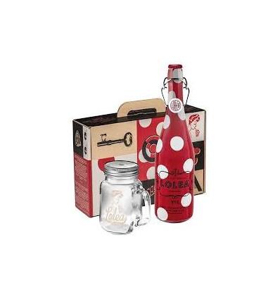 Kit Mason Jar Sangría Lolea nº1 750 ml.