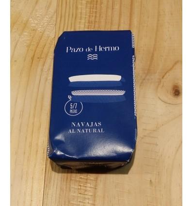 Navajas Gourmet en aceite de oliva 5/7 de PdH Pazo de Hermo