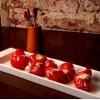 Pimientos cherry rellenos de atun