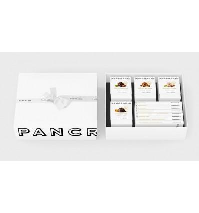 Pancracio Caja Regalo XL C. 4 boxes de 140 gr. + 8 tabletas 100 gr.