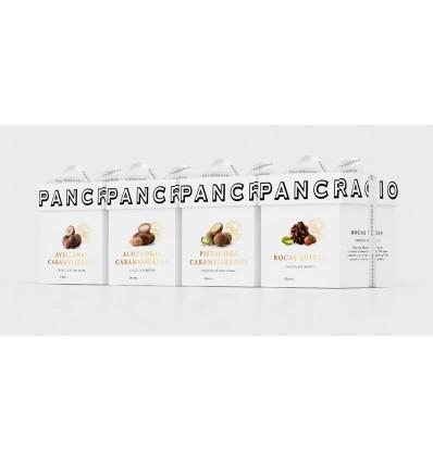 Pancracio Luxury Box Collection caja regalo 4 box