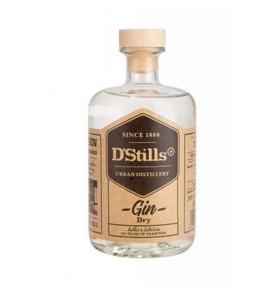 N1 ARTISANS WORK DSTILLS GIN DRY