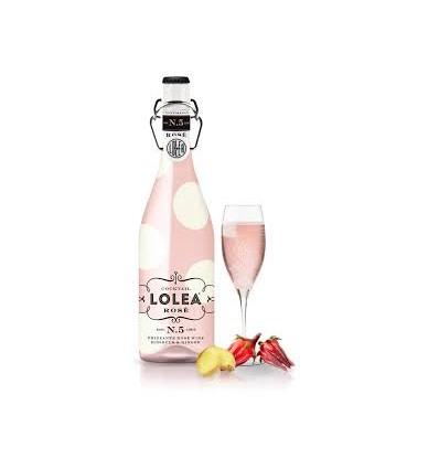 Sangría Lolea Rosé nº5 750 ml.