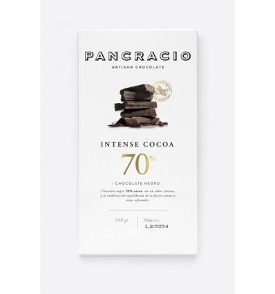 Pancracio Chocolate Intense Cocoa 70% tableta 100g