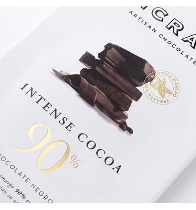 Pancracio Chocolate Intense Cocoa 90% tableta 45g