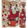 Pack 4 Sangrias loleas de 750 ml y Ice cube