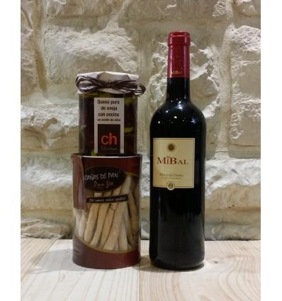 Lote DeGusta Experiencias con Ribera del Duero