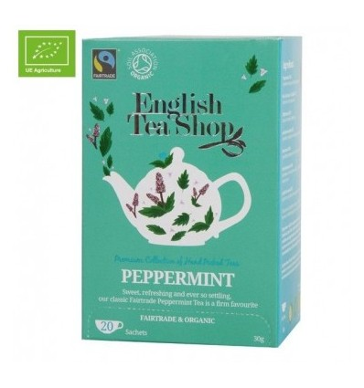 Infusion de Menta de English Tea Shop