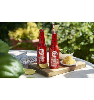 NIMU tinto de verano Premium botella 275 ml